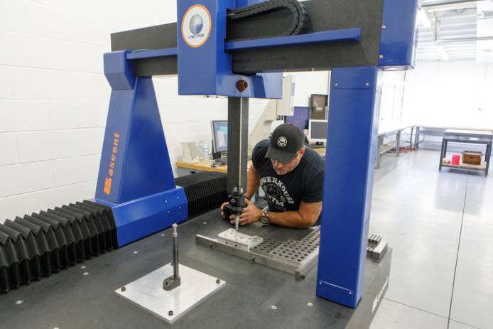 Extrusion Blow Molds and Cold-end Tooling Machinery